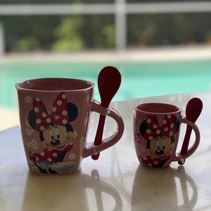 Minnie mouse mugs #all about Minnie